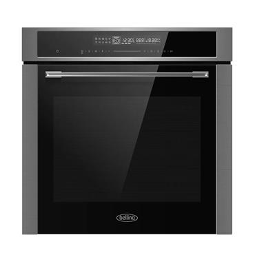 Belling Built-In Premium Single Oven - Stainless Steel | BI613MFSTA
