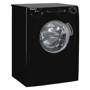 Candy 8kg 1400 Spin Washing Machine - Black | CS148TBBE-80