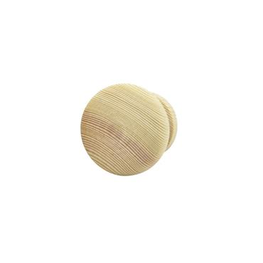 Small pine cabinet knob 30mm - 0500015