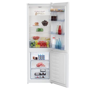 BEKO 171CM 60/40 FRIDGE FREEZER WHITE | CSG1571W