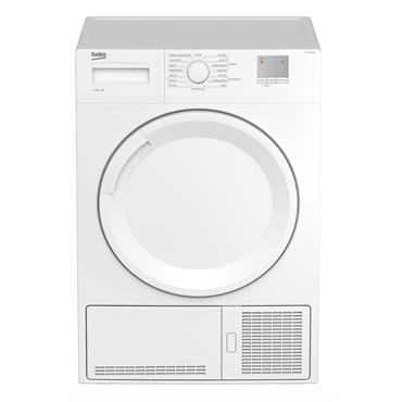 BEKO 10KG CONDENSER TUMBLE DRYER white | DTGC10000W