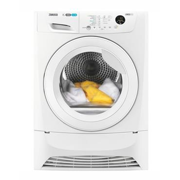 ZANUSSI 8KG CONDENSER TUMBLE DRYER white | ZDC8203WZ