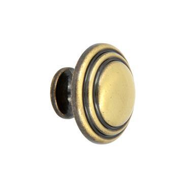 Bronze Giulio 10/721Cabinet knob - 40mm | 0300280