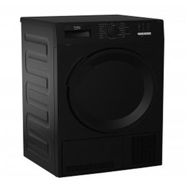 Beko 7kg Condenser Tumble Dryer - Black | DTLCE70051B