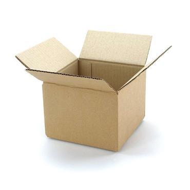Medium Cardboard Box Single Wall - 5 Pack