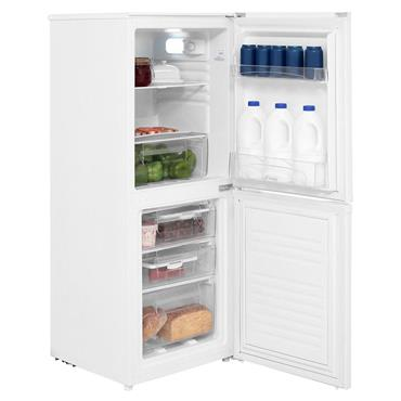 CANDY 136CM  50/50 FRIDGE FREEZER WHITE | CSC1365WE