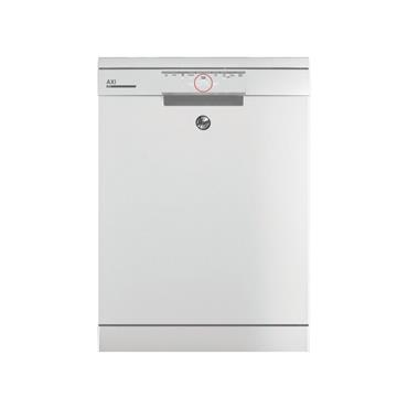 Hoover 16 Place AXI Free Standing Dishwasher - White | HDPN1S643PW