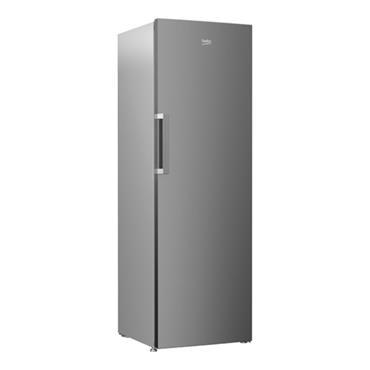 Beko 185cm Tall Larder Fridge - Silver | LRSP3685X