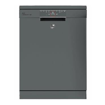 Hoover 16 Place 60cm Dishwasher - Silver | HDPN4S603PX-80