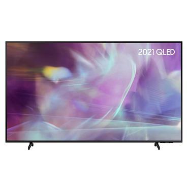 "Samsung 65"" Q60A QLED 4K Smart TV | QE65Q60AAUXXU"