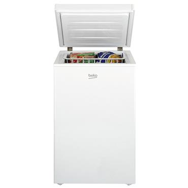 Beko 104 Litre Chest Freezer White | CF374W