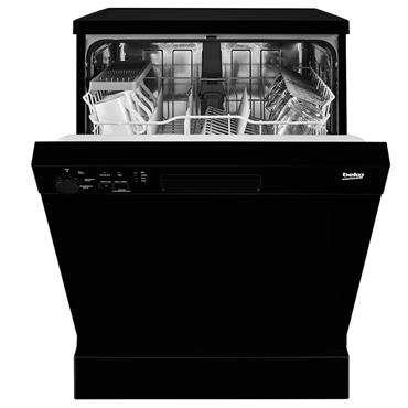 beko 60cm 13 place Dishwasher black | DFN05310B