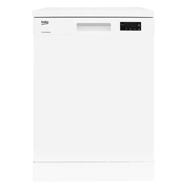beko 60cm 14 place Dishwasher Fast Function white | DFN16420W