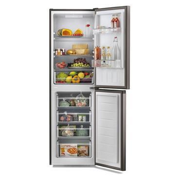 Hoover 176cm 50/50 Fridge Freezer - Black | HCLM572BKN