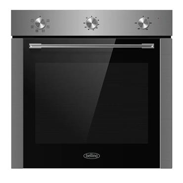 Belling Built-in 60cm Single Fan Oven - Stainless Steel | BI65FSTA