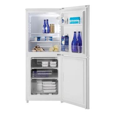 Candy 50/50 136cm Fridge Freezer - White   CSC1365WEN