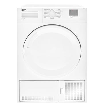 BEKO 8KG CONDENSER TUMBLE DRYER white | DTGC8000W