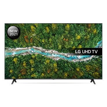 "LG 55"" Smart 4K Ultra HD HDR LED TV with Google Assistant & Amazon Alexa | 55UP77006LB"
