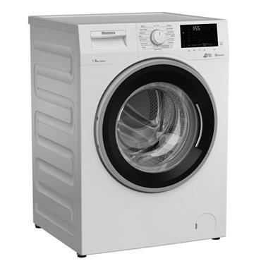 Blomberg 8kg 1400 Spin Washing Machine - White | LWF184410W