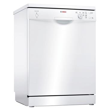 Bosch 60cm 12 Place Dishwasher White | SMS24AW01G