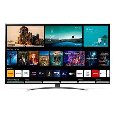 "LG 50"" 4K Ultra HD HDR LED Nano Cell Smart TV | 50NANO816PA"