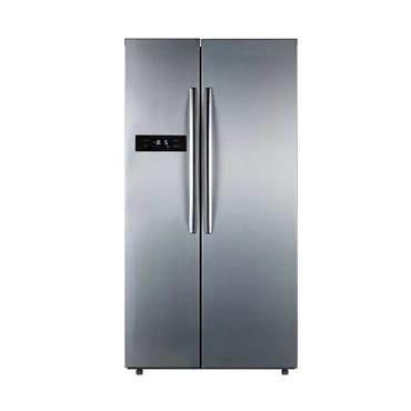 Belling American Style Fridge Freezer Stainless Steel | BAFF526SS