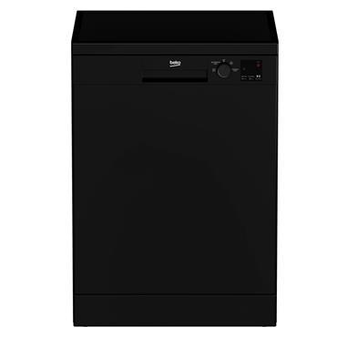 Beko 13 Place 60cm Dishwasher - Black | DVN04320B