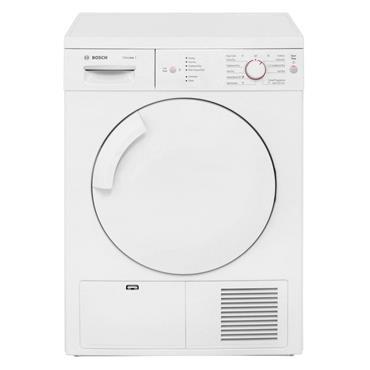 BOSCH 7KG CONDENSER TUMBLE DRYER white | WTE84106GB