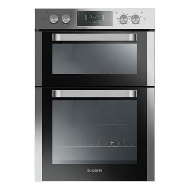 HOOVER BUILT-IN DOUBLE OVEN stainless steel | HO9D3120IN