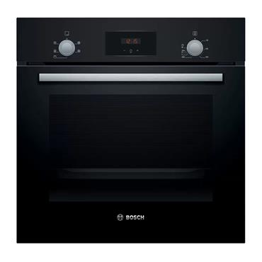 Bosch Series 2 Builit In Single Oven - Black | HHF113BA0B
