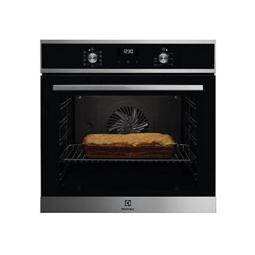 Electrolux Built-In Multifunction Electric Single Oven - Stainless Steel | KOFEC40X