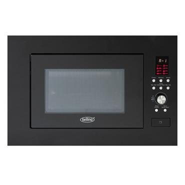 Belling 23 Litre Integrated Microwave Black | BIM60BLK