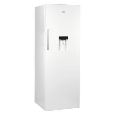 Beko 171cm Tall Larder Fridge with Water Dispenser - White | LSP3671DW
