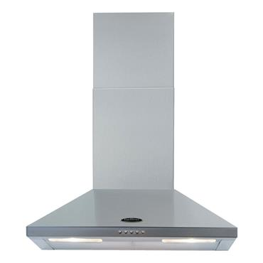 BELLING 60CM STAINLESS STEEL CHIMNEY HOOD | CHIM600RSS