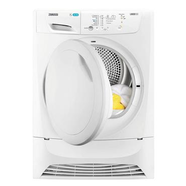 ZANUSSI 7KG CONDENSER TUMBLE DRYER WHITE | ZDP7203PZ