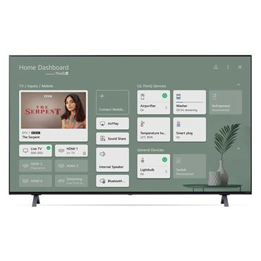 "LG 65"" 4K Ultra HD HDR NanoCell Smart TV | 65NANO756PA"