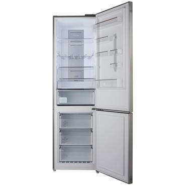 Hoover 200cm Frost Free Fridge Freezer STAINLESS STEEL | HMNV6202XKWIFI