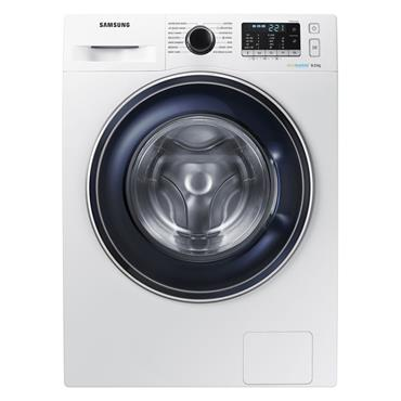SAMSUNG ECOBUBBLE 8KG 1400 SPIN WASHING MACHINE | WW80J5555FW/EU