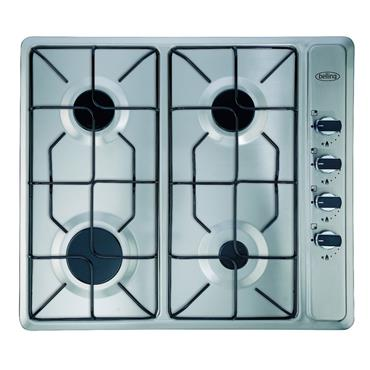 BELLING 4 RING LPG GAS HOB STAINLESS STEEL | GHU60GCMK2SSLPG