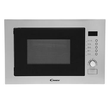 CANDY 25 LITRE BUILT IN MICROWAVE stainless steel | MIC25GDFX