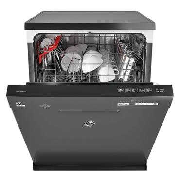HOOVER 13 PLACE 60CM DISHWASHER STAINLESS STEEL | HDYN1L390OA