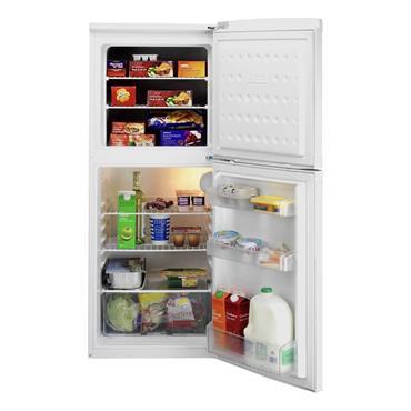 Beko 137.5cm 50/50 Fridge Freezer - White | CT5381APW