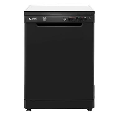 Candy 60cm 16 Place Dishwasher - Black | CDP1LS67B-80/T
