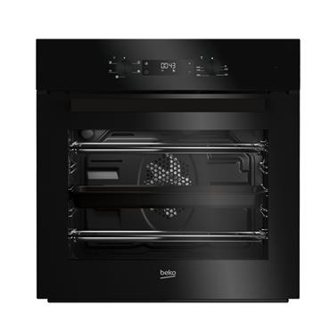 Beko 60cm Single Fan Oven with LED Timer | BIF22300B