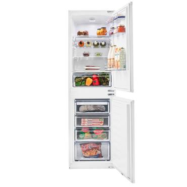 Beko 50/50 Integrated Combi Fridge Freezer | BCSD150