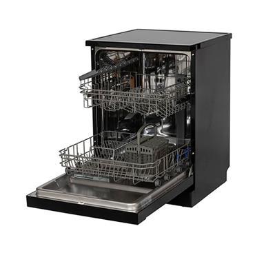 Powerpoint 14 Place 60cm Dishwasher - Black | P2614MBL
