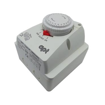 APT IMMERSION BOILER TIME CLOCK TIMER SWITCH HEATING | IMM24EC