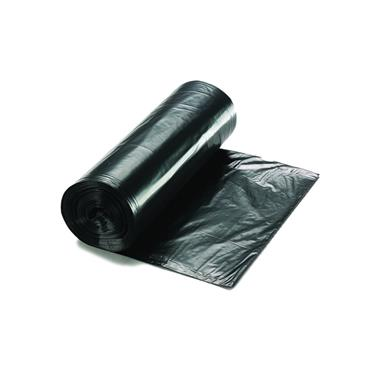"Heavy Duty Black Bin Bags Waste 25 Pack (44"" x 26"")"
