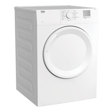 BEKO 8KG VENTED TUMBLE DRYER white | DTGV8000W