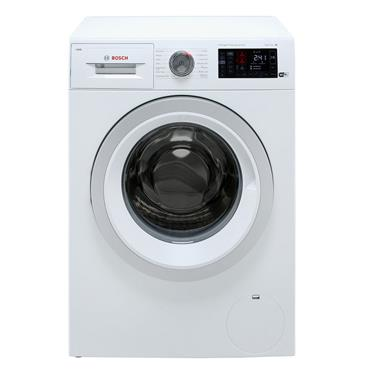 BOSCH 9KG 1400 spin I-DOS SYSTEM washing machine white | WAT286H0GB